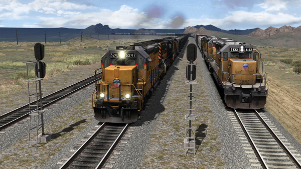 скриншот Train Simulator: Battle For Sherman Hill Add-On 3