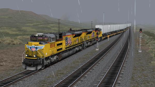 скриншот Train Simulator: Battle For Sherman Hill Add-On 4
