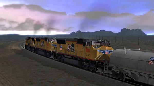 скриншот Train Simulator: Battle For Sherman Hill Add-On 5