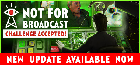 Not For Broadcast Cover Image