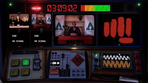 Скриншот №1 к Not For Broadcast