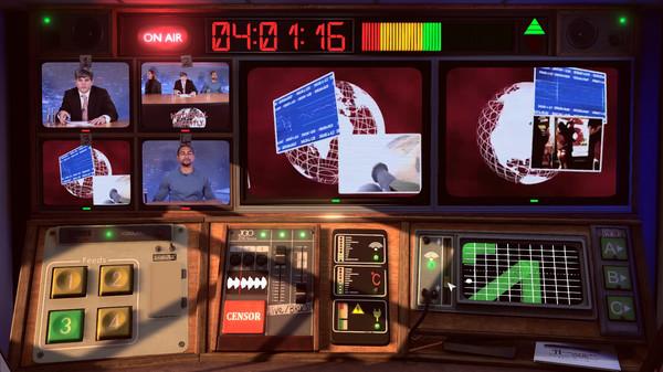 Скриншот №12 к Not For Broadcast
