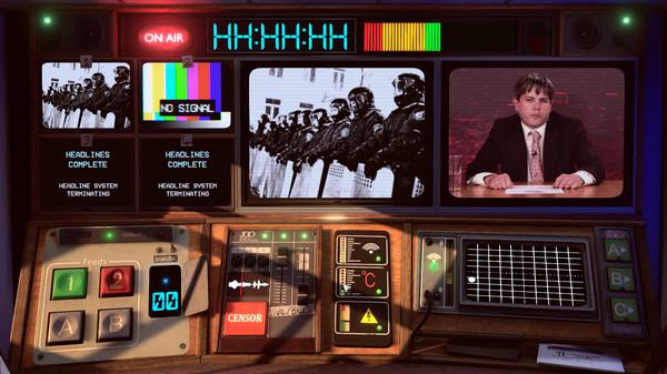 Скриншот №2 к Not For Broadcast