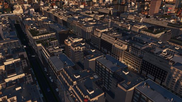 Скриншот №2 к Cities Skylines - Content Creator Pack Modern City Center