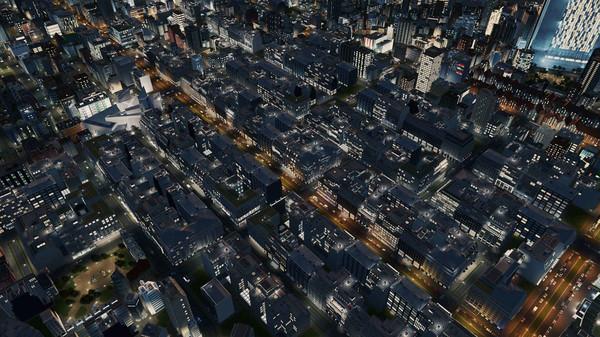 Скриншот №1 к Cities Skylines - Content Creator Pack Modern City Center