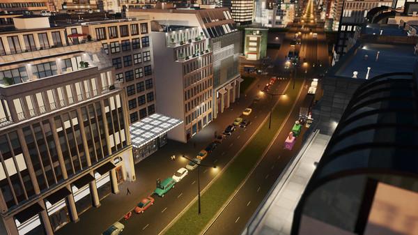 Скриншот №3 к Cities Skylines - Content Creator Pack Modern City Center