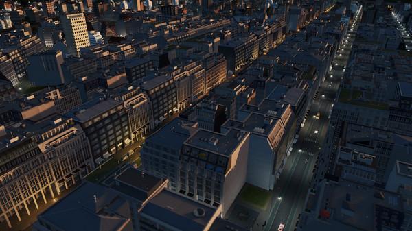 Скриншот №8 к Cities Skylines - Content Creator Pack Modern City Center