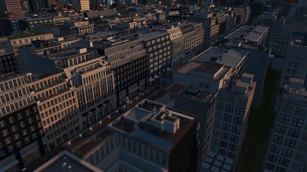 Скриншот №7 к Cities Skylines - Content Creator Pack Modern City Center