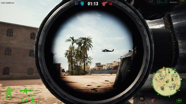 Screenshot of Tip of the Spear: Task Force Elite
