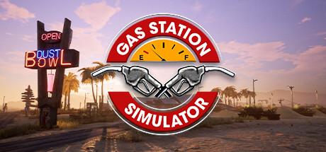Gas Station Simulator Cover Image