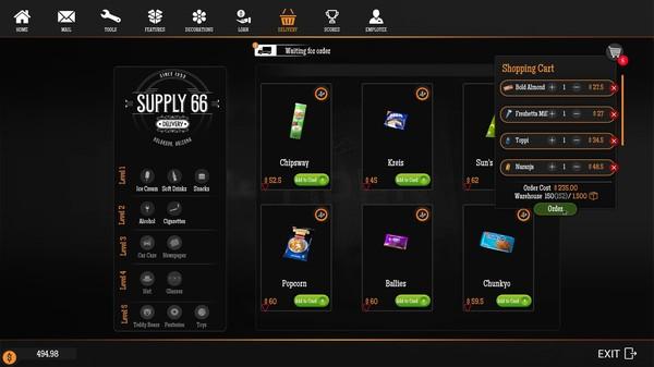 Скриншот №12 к Gas Station Simulator