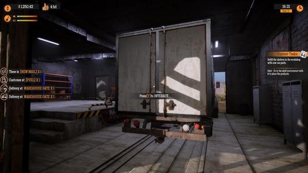 Скриншот №19 к Gas Station Simulator