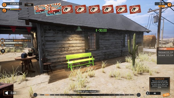 Скриншот №6 к Gas Station Simulator