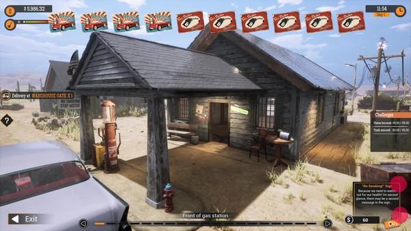 Скриншот №5 к Gas Station Simulator