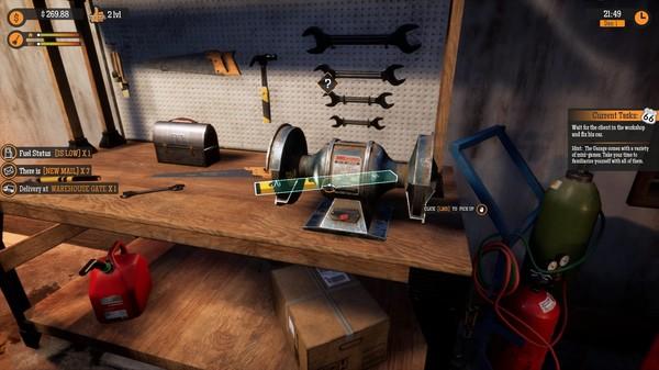 Скриншот №14 к Gas Station Simulator