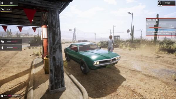 Скриншот №2 к Gas Station Simulator