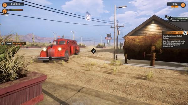 Скриншот №8 к Gas Station Simulator
