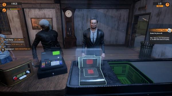 Скриншот №11 к Gas Station Simulator