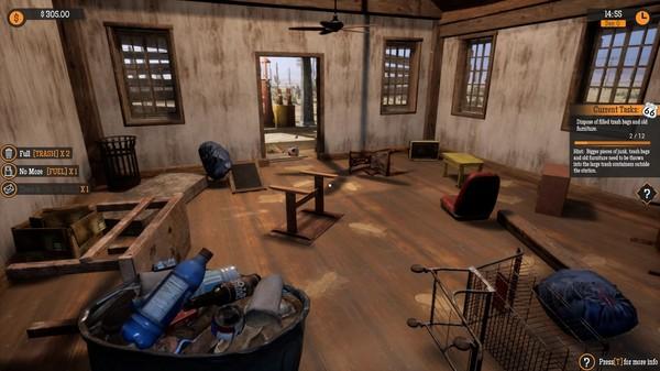Скриншот №4 к Gas Station Simulator