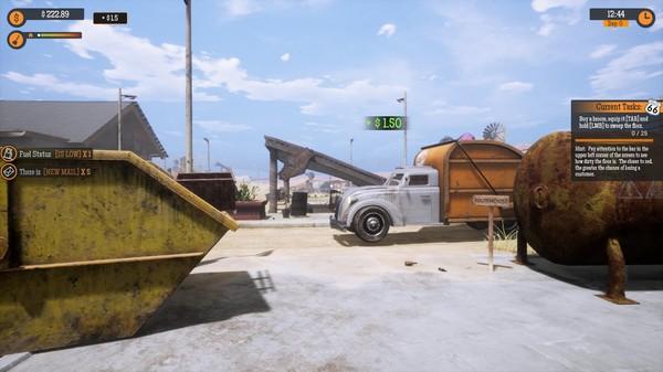 Скриншот №15 к Gas Station Simulator