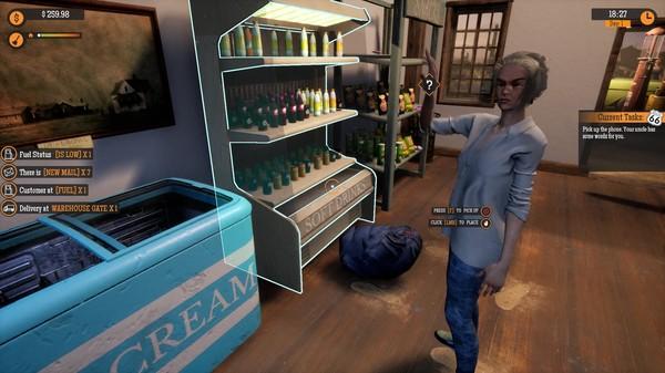 Скриншот №10 к Gas Station Simulator