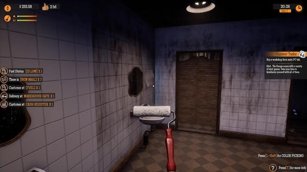 Скриншот №13 к Gas Station Simulator