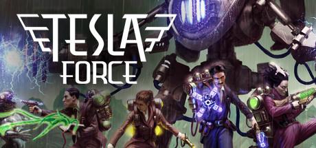 Teaser for Tesla Force