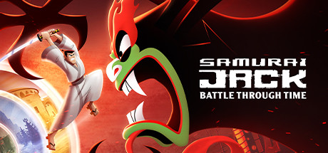 Samurai Jack: Battle Through Time Cover Image
