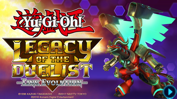 Yu-Gi-Oh! Legacy of the Duelist : Link Evolution screenshot