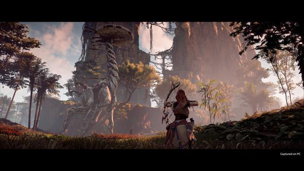 Скриншот №1 к Horizon Zero Dawn™ Complete Edition