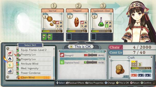 Atelier Shallie: Alchemists of the Dusk Sea DX