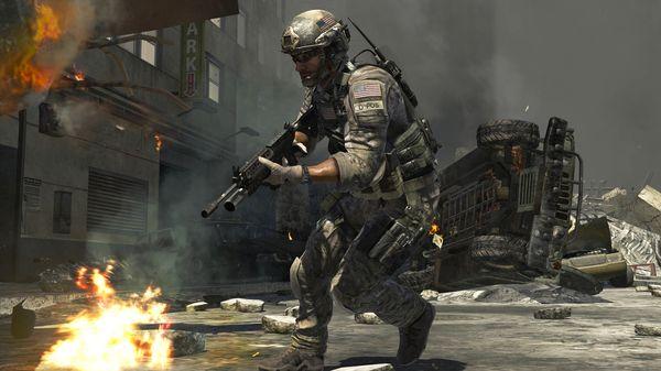 скриншот Call of Duty: Modern Warfare 3 1