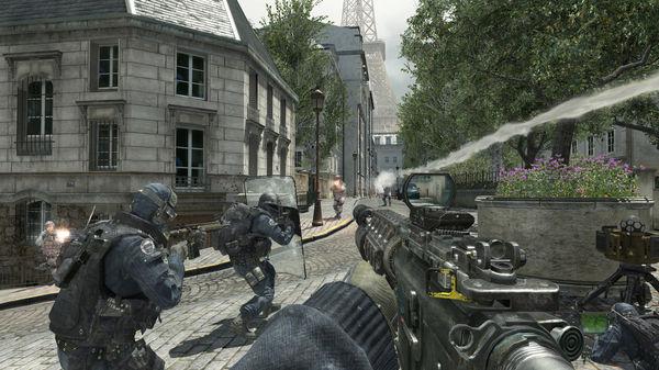 скриншот Call of Duty: Modern Warfare 3 5