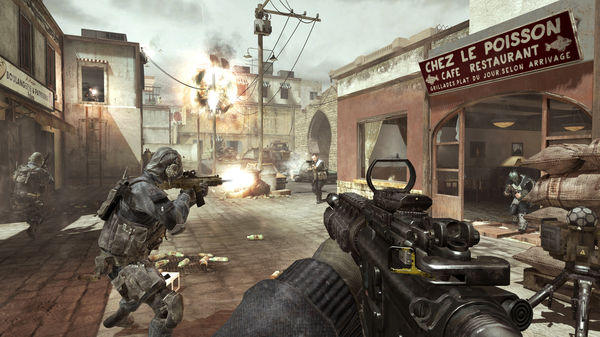 скриншот Call of Duty: Modern Warfare 3 3
