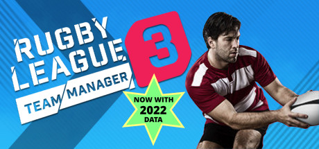 Rugby League Team Manager 3 Cover Image