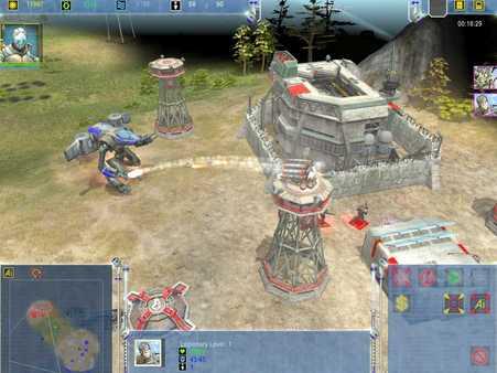 скриншот Maelstrom: The Battle for Earth Begins 0