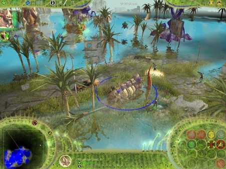 скриншот Maelstrom: The Battle for Earth Begins 3