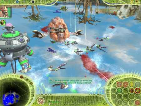 скриншот Maelstrom: The Battle for Earth Begins 4