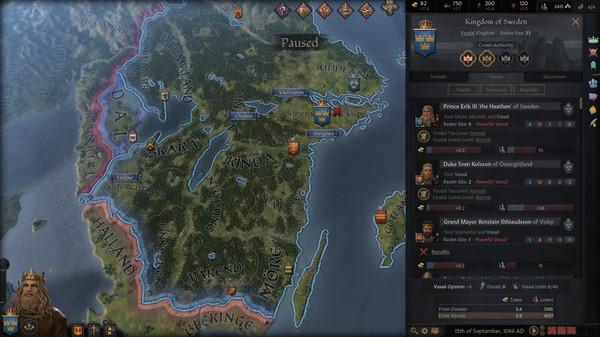 Скриншот №3 к Crusader Kings III
