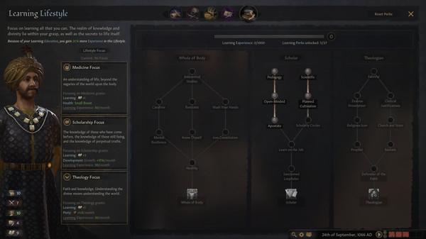 Crusader Kings III скриншот