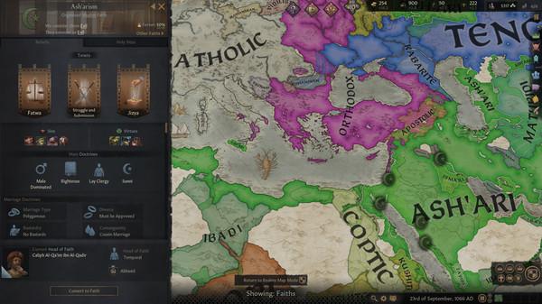 Скриншот №12 к Crusader Kings III