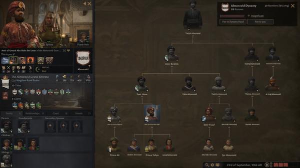 Скриншот №9 к Crusader Kings III