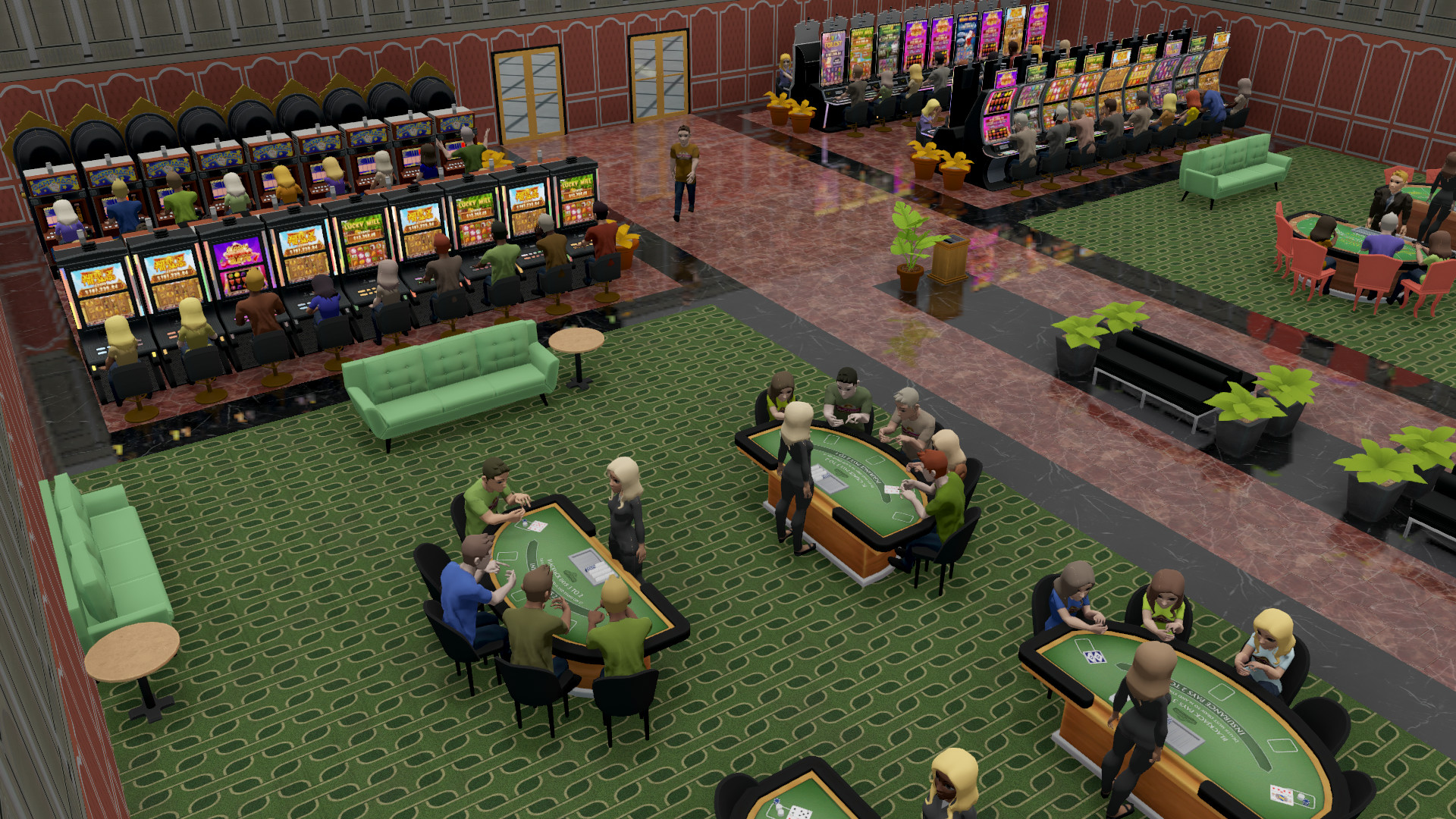 Sim casino games grosvenor casino hanley phone number