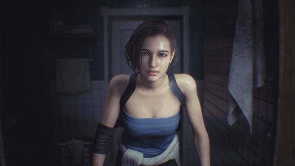 Скриншот №1 к RESIDENT EVIL 3 - Набор классических костюмов