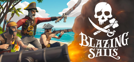 Blazing Sails: Pirate Battle Royale Cover Image