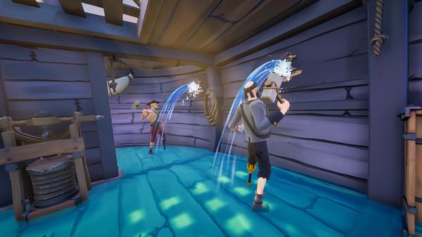 Screenshot of Blazing Sails