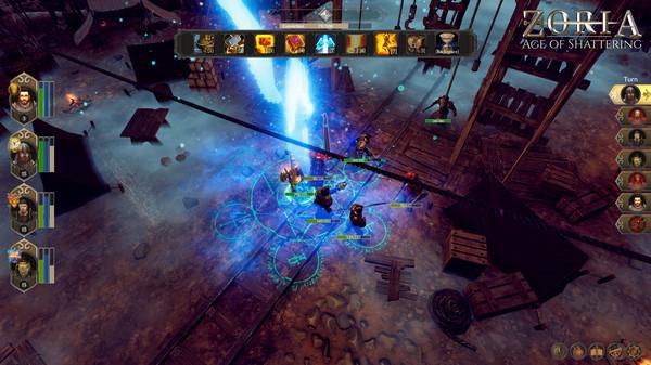 Zoria: Age of Shattering screenshot