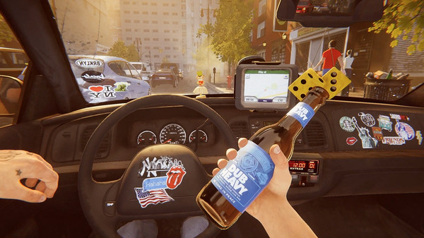 Taxi Simulator screenshot