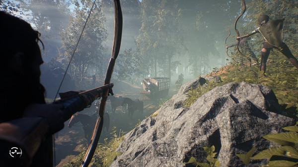 скриншот Robin Hood - Builders of Sherwood 1