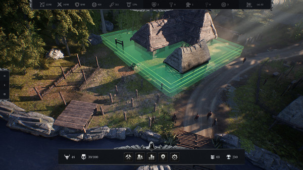 скриншот Robin Hood - Builders of Sherwood 2